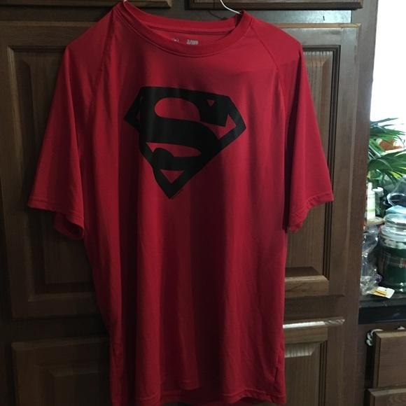 66a91158 Men's Under Armour Alter Ego Superman Shirt XL. M_5cfacea329f030861eb444e1